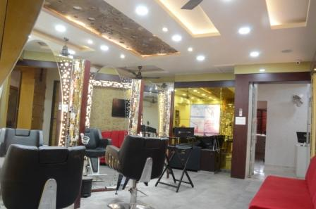 Beauty Parlour Interior Design