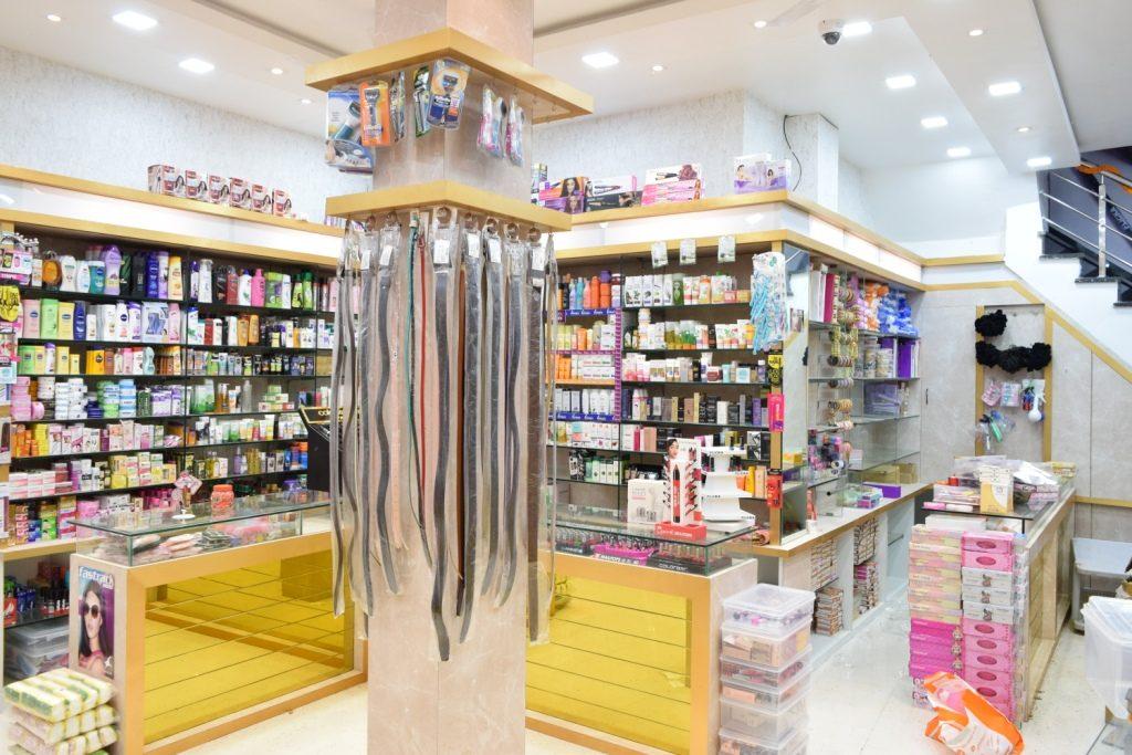 Fancy Store Interior Design