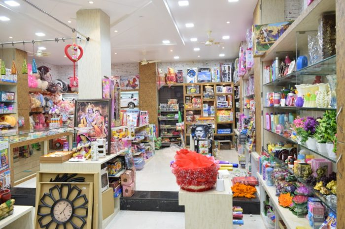 Gift Shop Interior Design