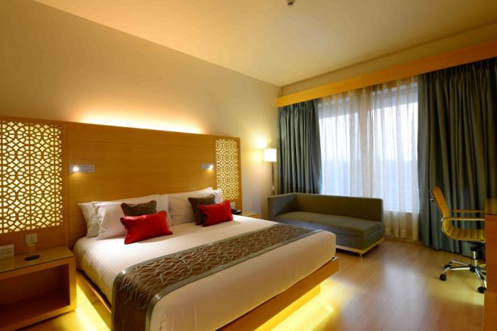 Hotel Bedroom Interior Design