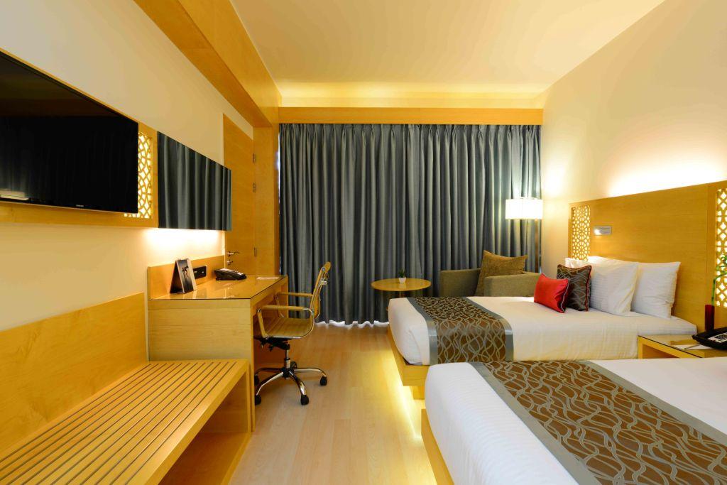 Hotel Bedroom Interior Design