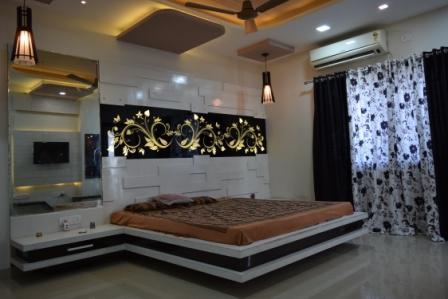 Interior Designing for Master bedroom
