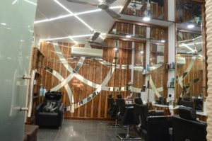 Mens Salon Interior Design