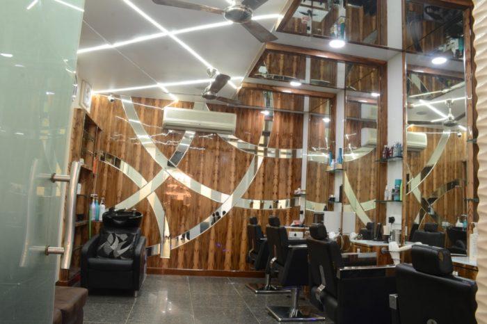 Mens Salon Interior Design