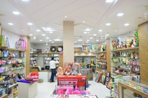 Toy Shop Interior Design