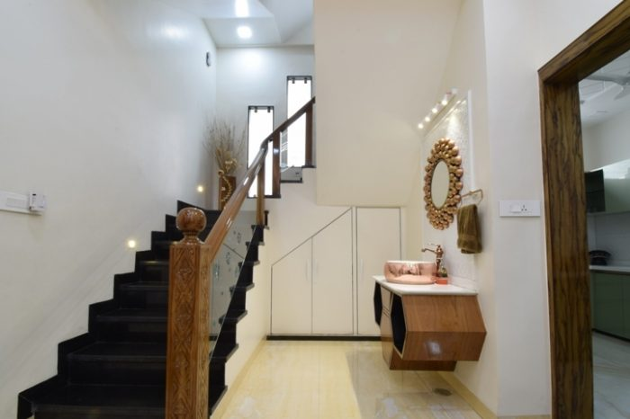 house stairs design